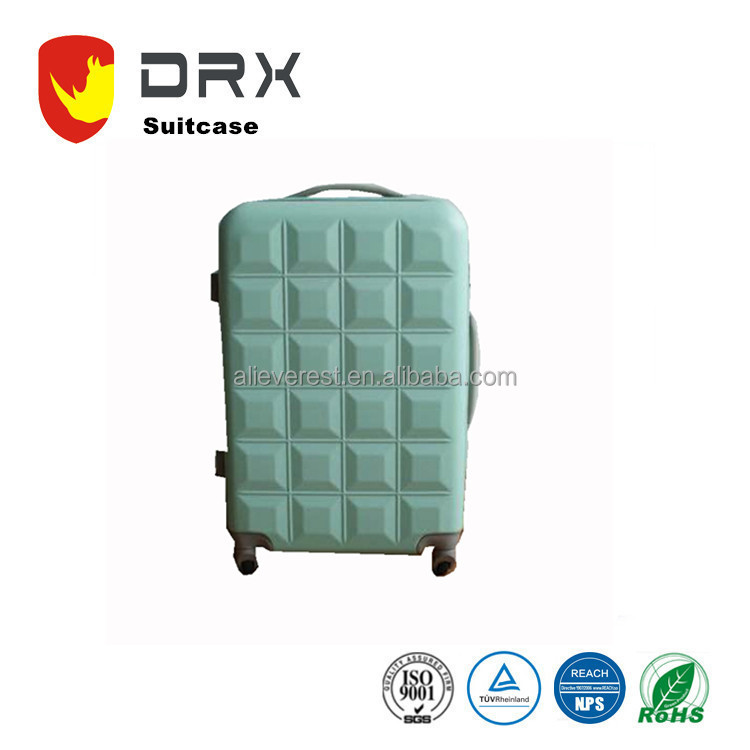 2017 New Arrival Custom Logo Portable Trolley Luggage for youngers