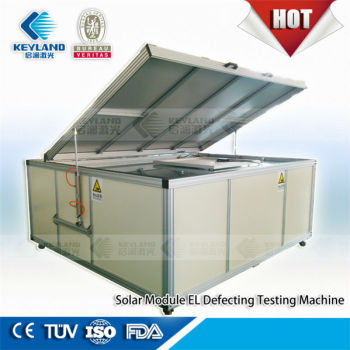 Pv Module Qc Machine Solar Panel Electroluminescence