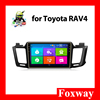 Android car audio system for Toyota RAV4 with DVR FM Transmitter wifi