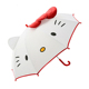 White Cartoon Hello Kitty Child Anime Girl Cute Kids hello kitty umbrella for kids