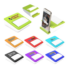 Giveaway multifunctional night light comb gear shaped pen holder plastic name card clip smartphone mobile phone stand