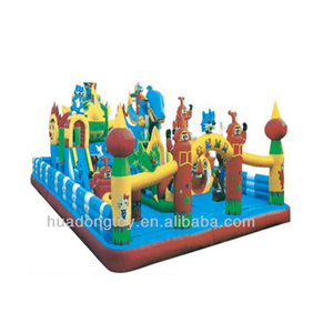 Promotion small inflatable water trampoline, inflatable floating trampoline
