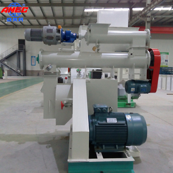 AMEC Factory Supply Chicken/goat/pig/cattle Feed Pellet Making Machine