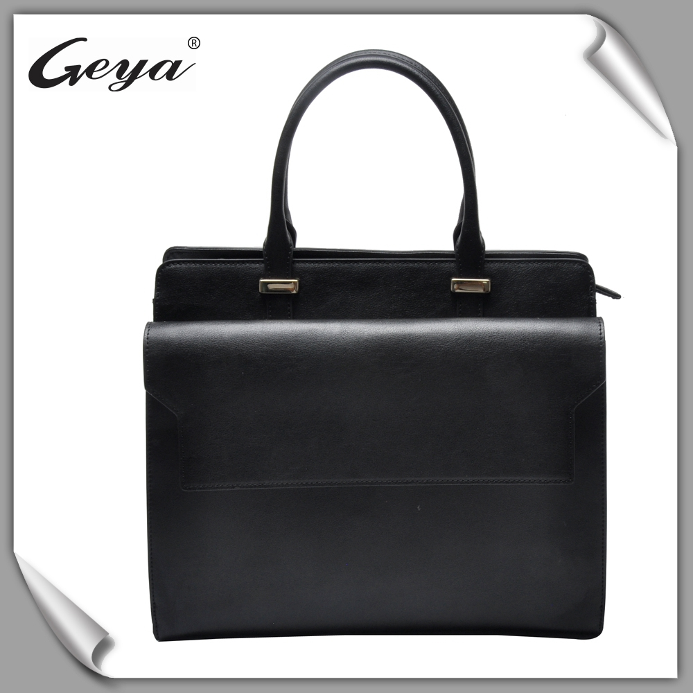 Woman Luxury Patent Leather Hand Bag Designer