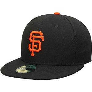 New Era San Francisco Giants MLB Authentic Collection 59FIFTY On Field Cap NewEra