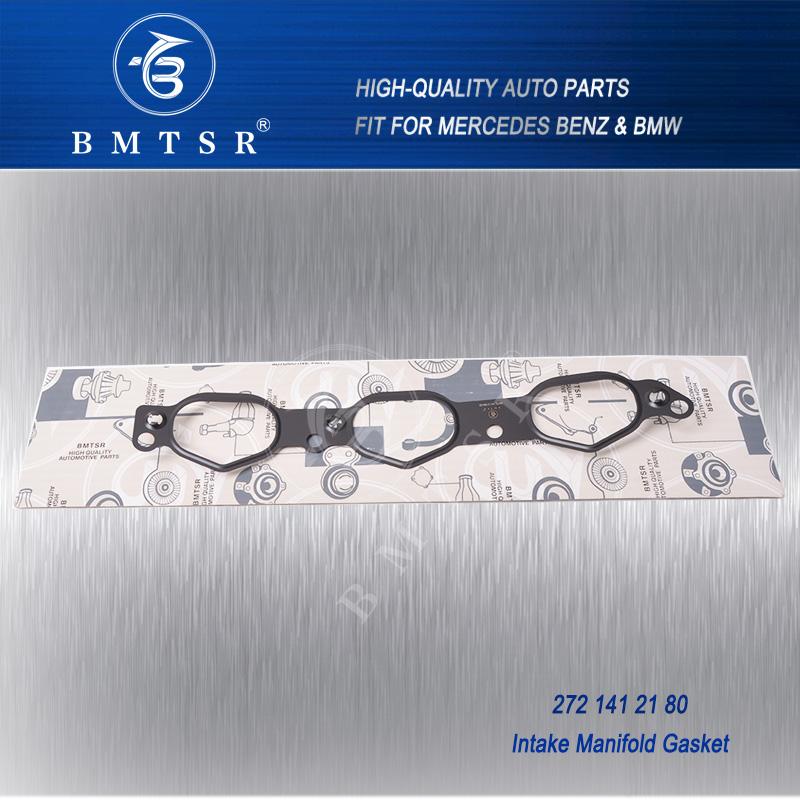 Bapmic 2721840280 Engine Oil Filter Housing Gasket Kit for Mercedes-Benz W203 W204 W221 M272