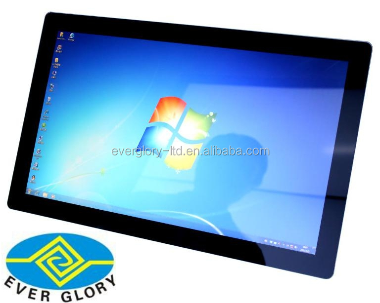 "10.2"" Projected capacitive touch screen overlay kit /capacitive touch g+g screen"