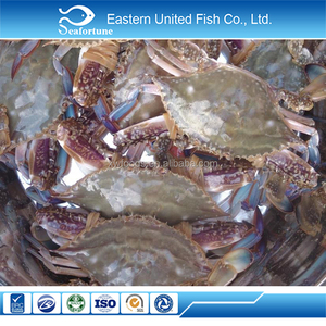 wild wholesale health frozen whole blue swimming crab
