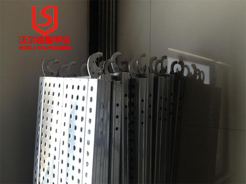 Metal Scaffold Plank/Steel Boards with Hooks for Construction