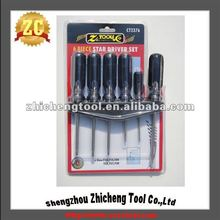 6PC Torx Screwdriver Set