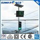 china wholesale wireless solar traffic signal light control system
