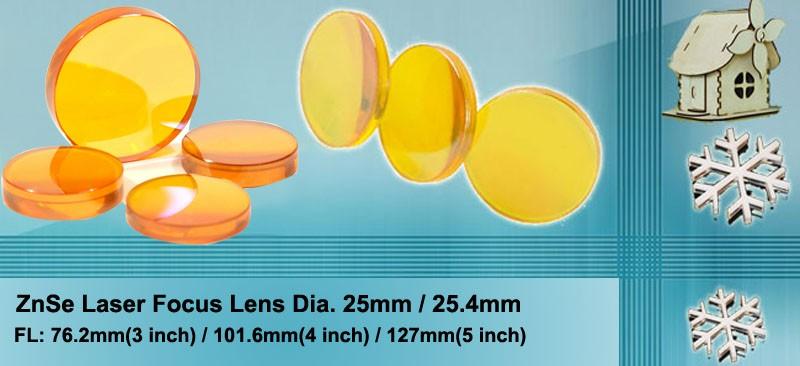 ab0ea152ff Laser Co2 Lente Di Messa A Fuoco Usa Znse Lente Menisco - Buy Znse ...
