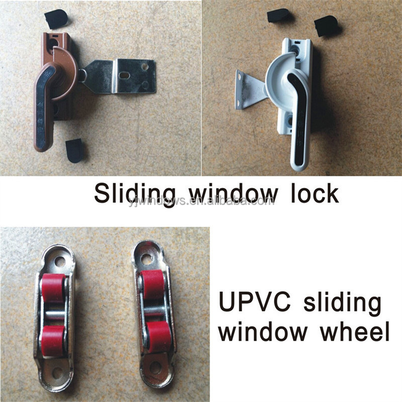 Top Quality Sliding Material Conch Upvc Window Profile