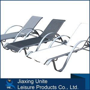 2016 UNT-TB-201beach lounge chairs/used chaise lounge
