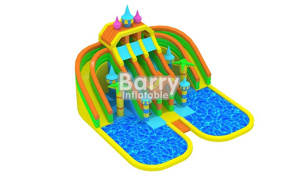 Hot sale giant inflatable water park,water park equipment price , garden inflatable water park Guangzhou