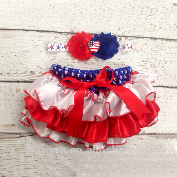 One Year Baby Party Dresses 100% Polyester Tutu