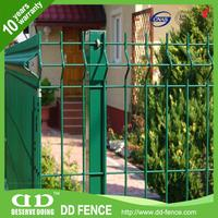 Weld Mesh Fence Suppliers / Wire Grid Panels / Garden Fence Netting