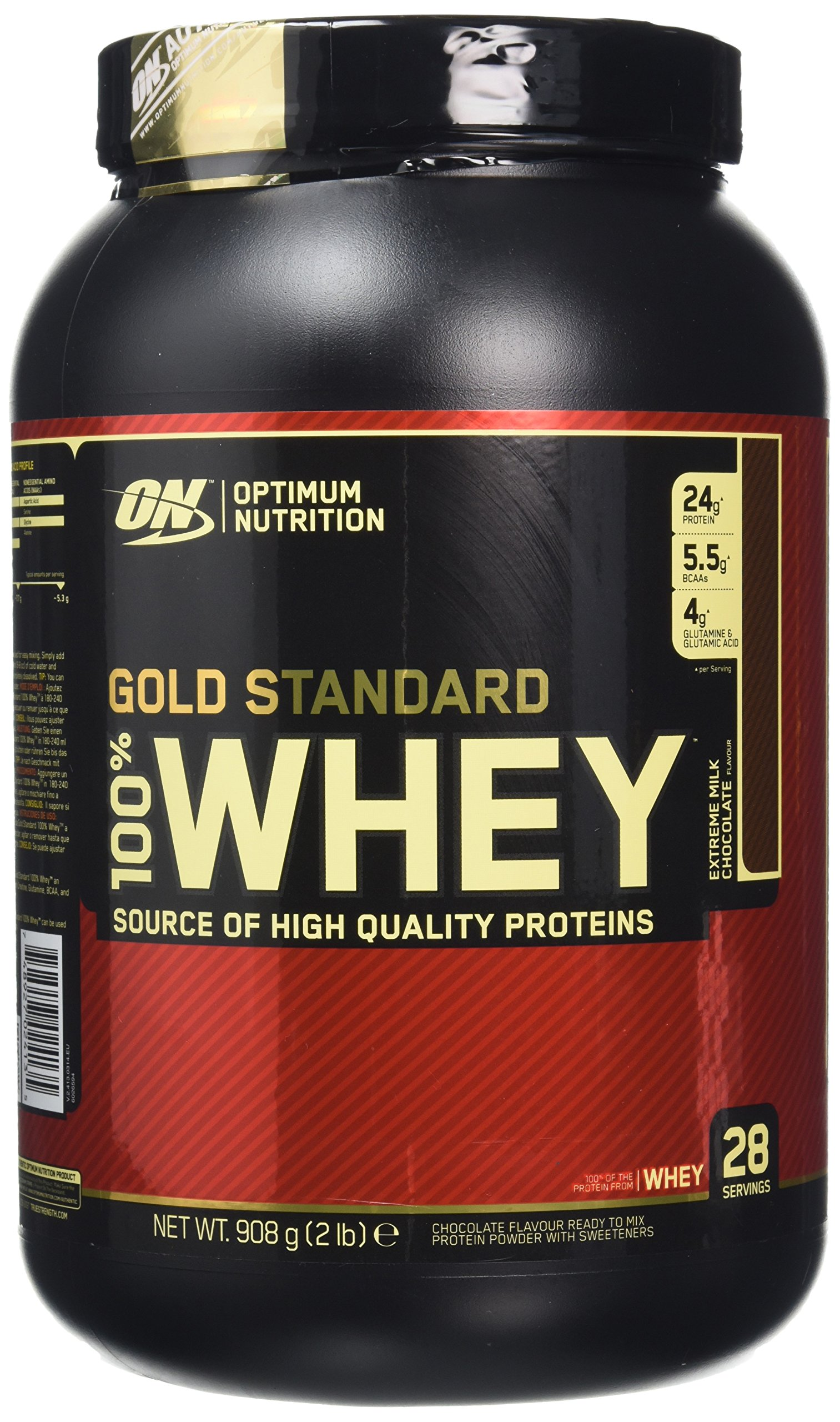 e95c09be4 Buy Optimum Nutrition Gold Standard 100% Whey Protein Powder ...