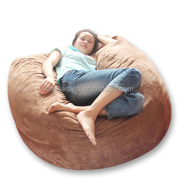 jumbo chair comfortable comforter chairs bean bag