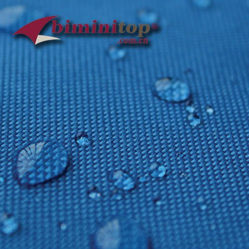 5 year warranty 100% Polyester Solution Dyed Waterproof Fabric