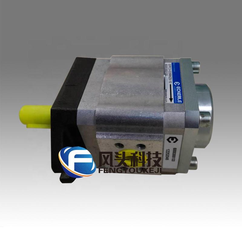 Germany eckerle EIPC3-032/40/50/64RA/K23-10 gear pump injection molding machine oil pump hydraulic pump