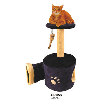 High quality luxury big cat tree