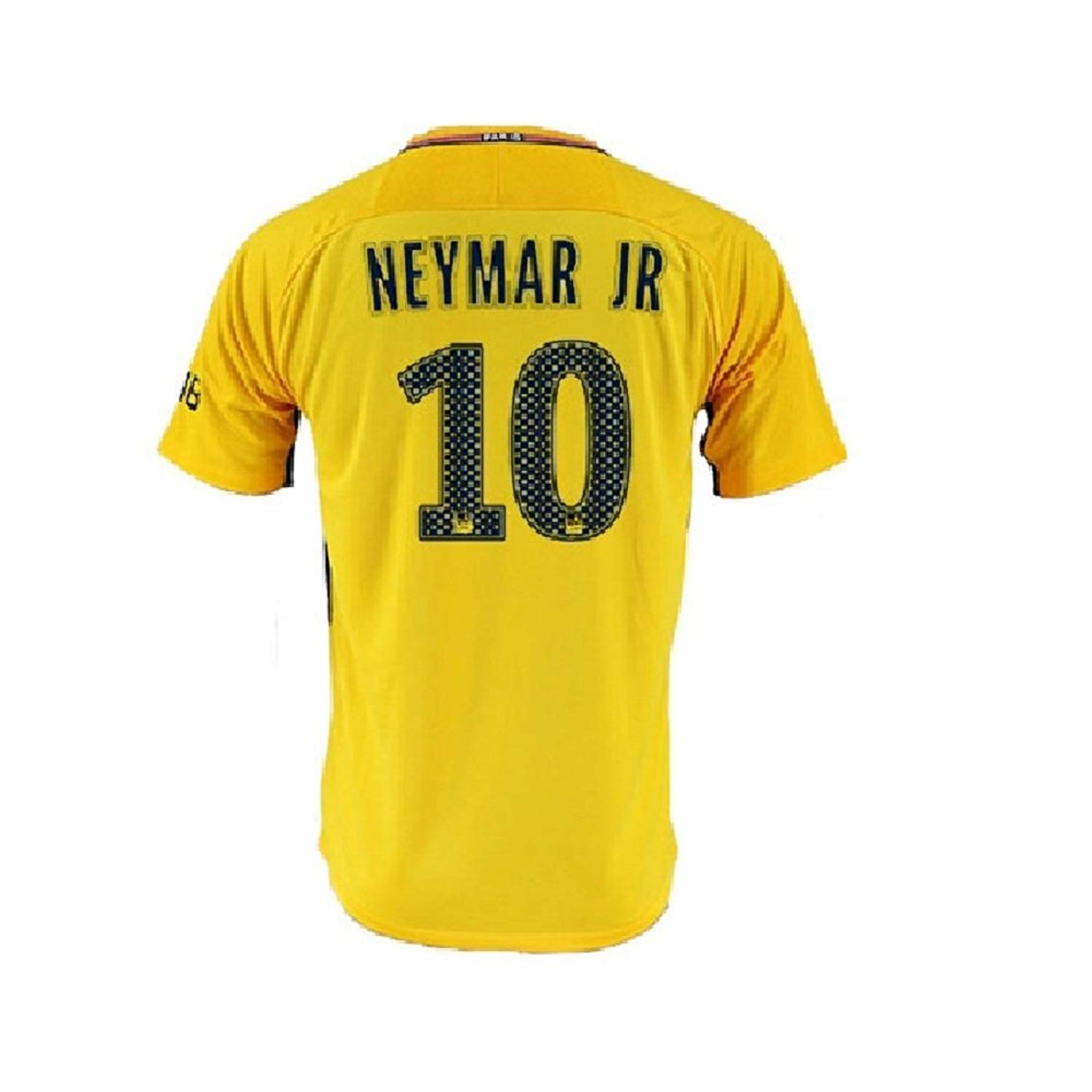 acd16e4d8b6 Men s Neymar Jerseys Paris Saint-Germain 10 Football Jersey Soccer Jersey  Yellow
