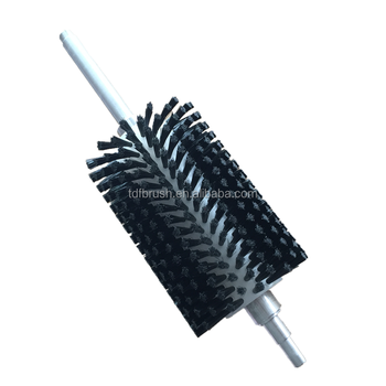 TDFbrush Industrial Punched Rotary Cylinder Roller Brush