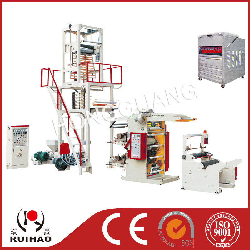 DHB-600 Full automatic disposable glove making machine
