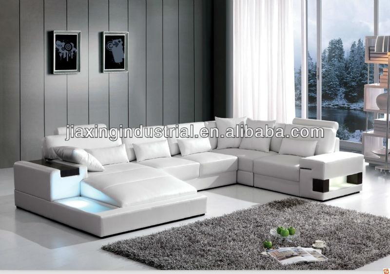 High Quality U Shaped Sectional Sofa S072 /u Shape Sectonal Sofa Set S072 -  Buy U Shaped Sectional Sofa,U Shape Sectional Sofa Set,Modern Design ...