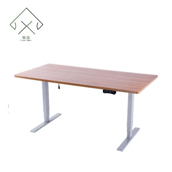 Height Adjustable Office Table Motorized