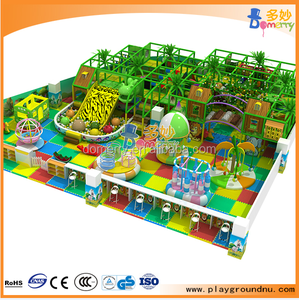 Competitive price sof play area indoor soft playground for kids entertainment
