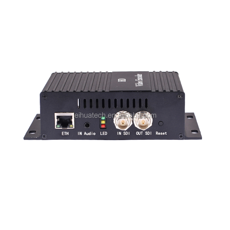 SDI Loop Out Encoder SDI Capture Card RTSP Monitor H.264 HTTP/RTSP/RTMP Remote Transmission over Internet for NVR Onvif