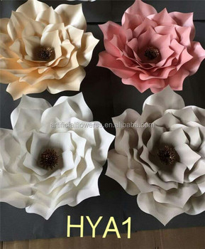 Artificial Wedding Flowers Giant Paper Flower Wall Buy Paper Wall