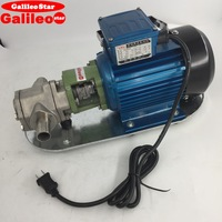 GalileoStar5 small gear pump diesel injection pump calibration
