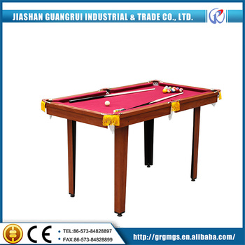 High Quality 54inch Carom Billiard Table For Sale , Star Billiard Table ,  Make Mini Pool
