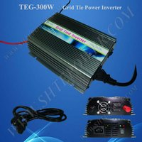 300W Grid Tie Inverter 230V AC On Grid Tie Solar Inverter, 300 Watt Power Inverter
