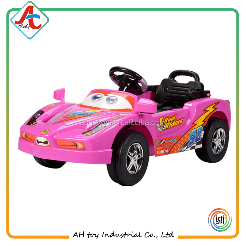 shantou toy 12V Ride On Car Kids racing car