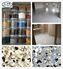 Cheap Premium Garage Floor Epoxy Decorative Color chips and flakes