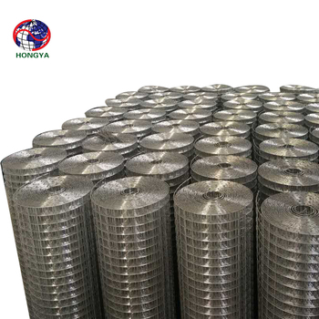 China Factory price hot-dipped galvanized welded wire mesh for sale to indonesia