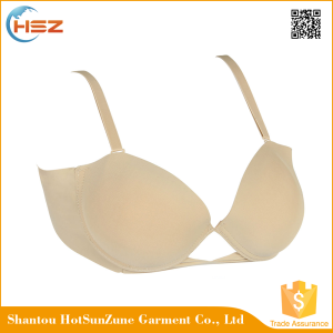 HSZ-58116 Sexy Tube Ladies Bra Colorful Magic Push-up Women Bra Hotsale In China Bra Market