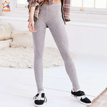 Di Palestra Organico Leggings Pantaloni Personalizzato Yoga nAqgCfxw