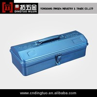 Stainless Steel Tool Case with Handle