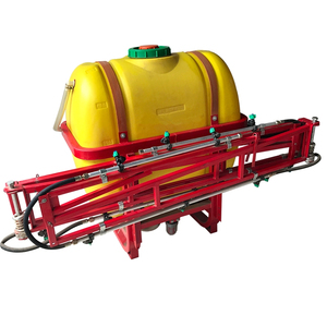 New coming agricultural tractor mounted pesticide boom power traktor sprayer