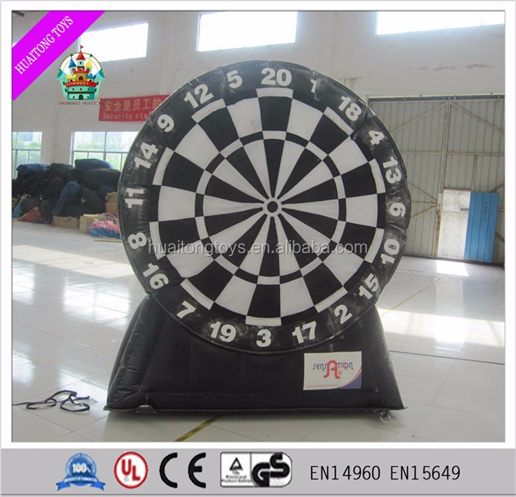 Giant inflatable dart board sport games Dart game