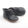 Popular Black Shoes Fancy Flexible Fashion Baby Leather Boots
