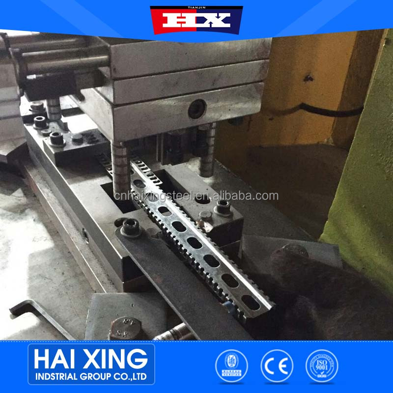 C40 drawer slide rail steel automatic Hardware drawer slide stops drawer slide cold roll forming machinery
