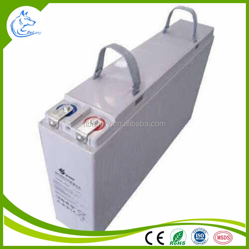 Wholesale Cheapest Price Deep Cycle Gel battery For Solar 12v 155Ah