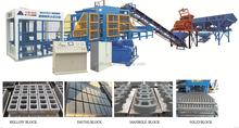 QT10-25 Fully Automatic Brick Making Machine/Auto Block Machine production line/building construcation machinery