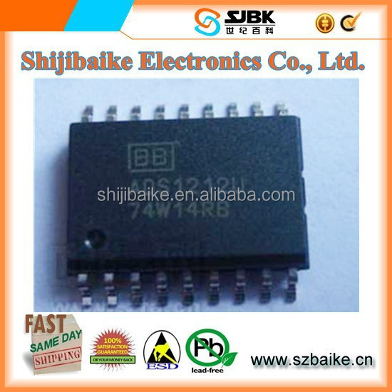 ADS1212 ADS1212U Analog to Digital Converters (ADC) IC